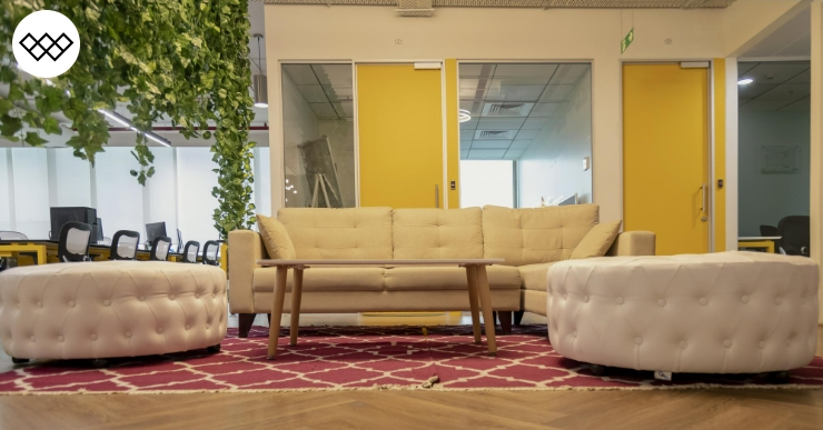 Here's How Coworking Spaces Are Redefining Employee Wellness