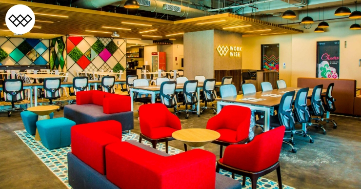 What Makes Coworking Spaces 'Havens' For Networking-