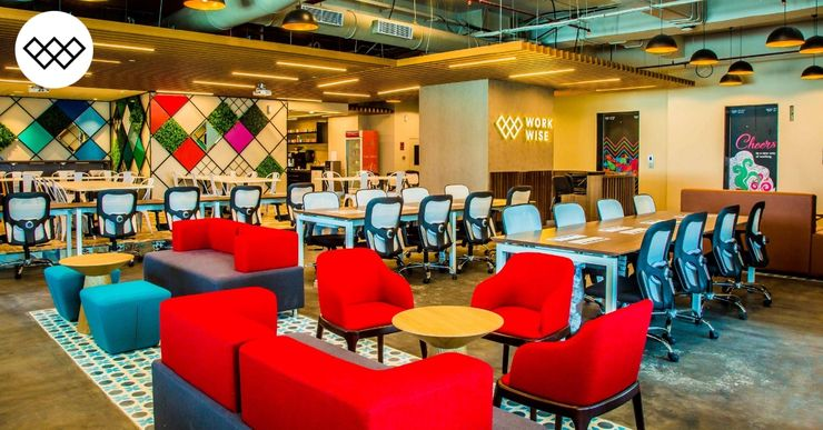 WorkWise Coworking Space